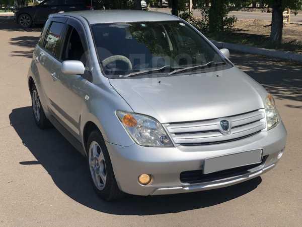 Toyota ist, 2003 год, 378 000 руб.
