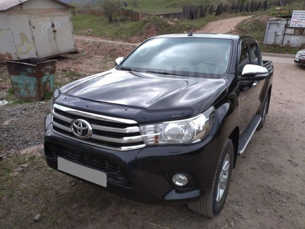 Toyota Hilux Pick Up, 2015 год, 1 700 000 руб.