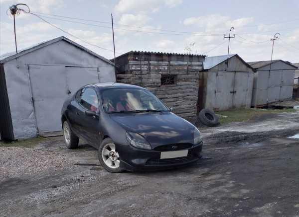Ford Puma, 1998 год, 110 000 руб.