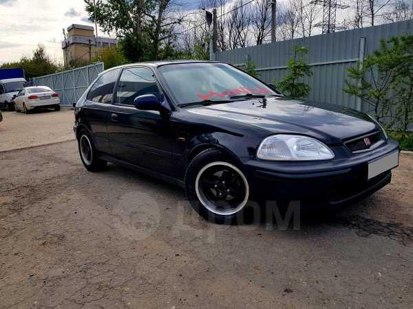 Honda Civic, 1997 год, 119 000 руб.