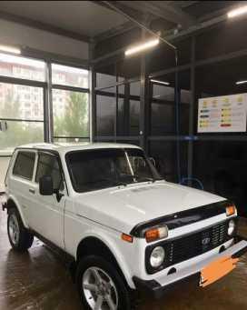 Волжский 4x4 2121 Нива 2001