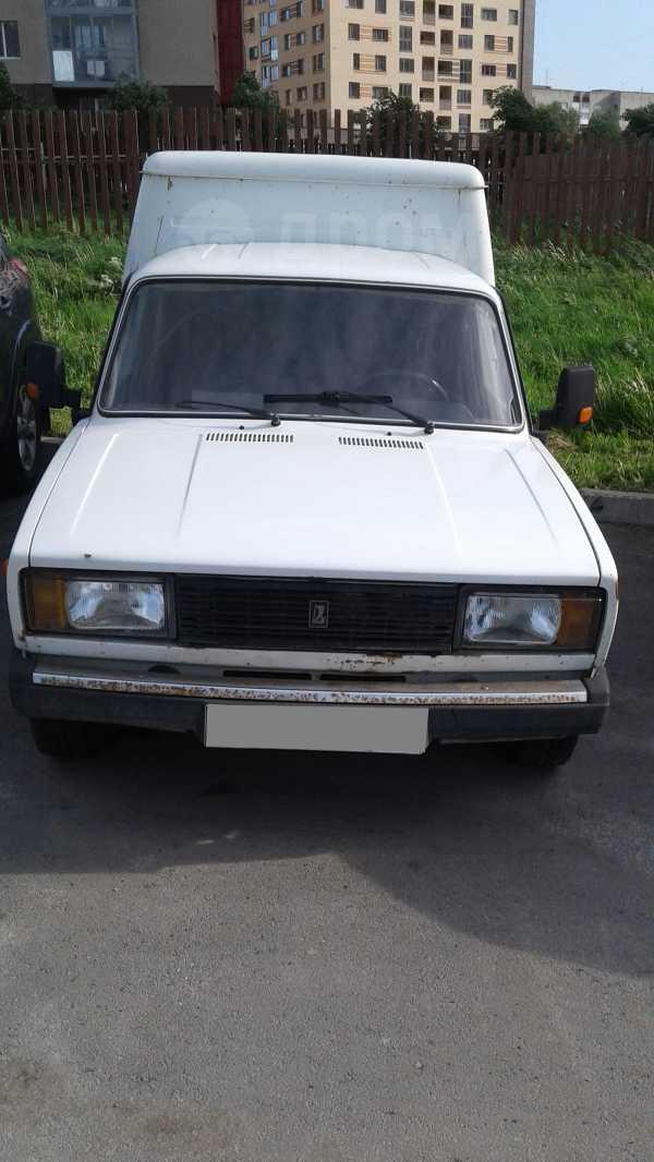 ИЖ 2717, 2007 год, 90 000 руб.