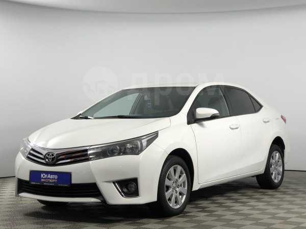 Toyota Corolla, 2014 год, 595 000 руб.