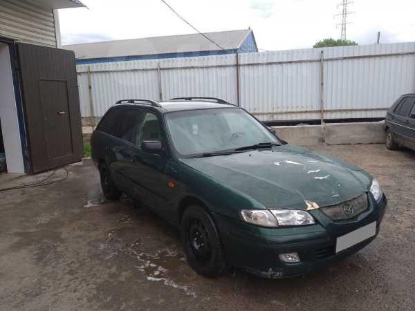 Mazda 626, 2000 год, 100 000 руб.