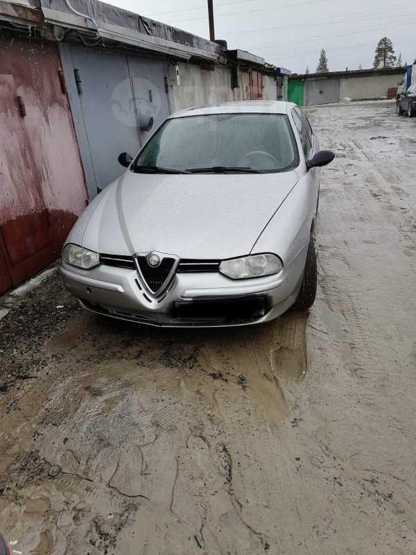 Alfa Romeo 156, 1998 год, 55 000 руб.