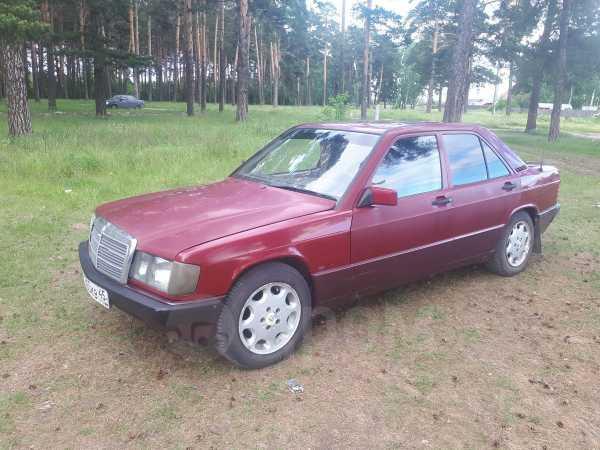Mercedes-Benz 190, 1992 год, 67 000 руб.