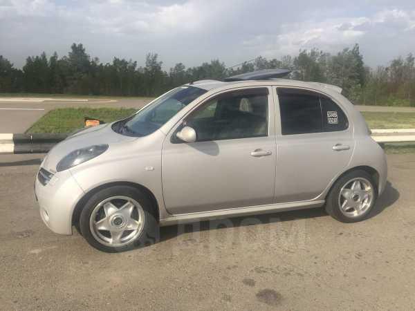 Nissan Micra, 2007 год, 355 000 руб.