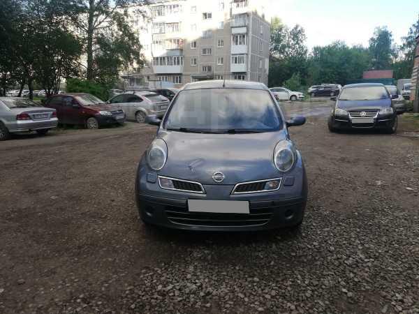 Nissan Micra, 2008 год, 280 000 руб.