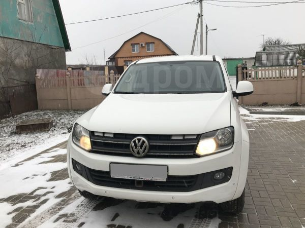 Volkswagen Amarok, 2013 год, 850 000 руб.