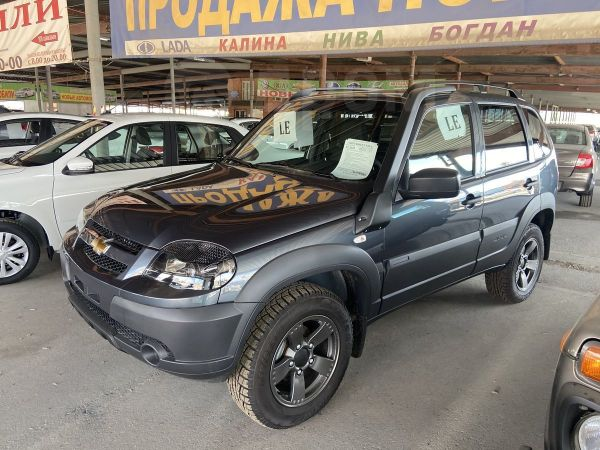 Chevrolet Niva, 2020 год, 769 900 руб.