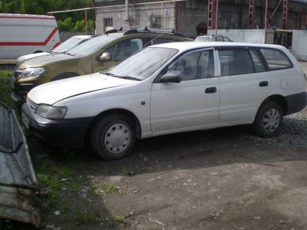 Toyota Caldina, 1992 год, 80 000 руб.