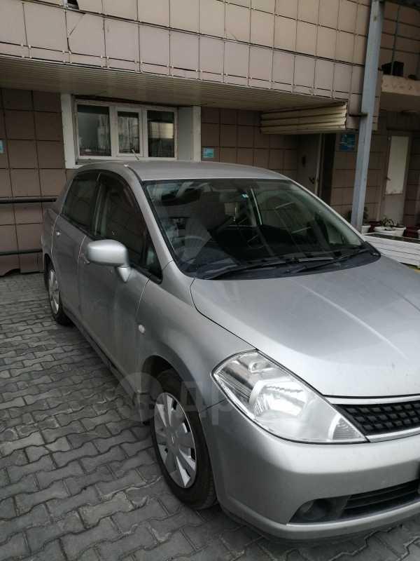 Nissan Tiida Latio, 2006 год, 350 000 руб.