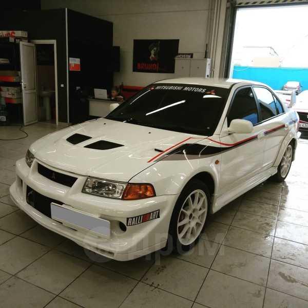 Mitsubishi Lancer Evolution, 2000 год, 1 000 000 руб.
