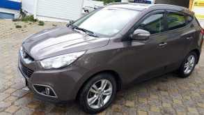 Геленджик Hyundai ix35 2013
