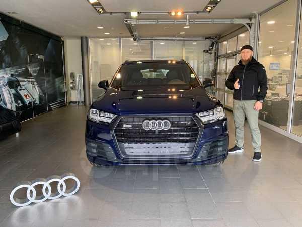 Audi Q7, 2019 год, 5 500 000 руб.