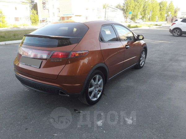 Honda Civic, 2008 год, 310 000 руб.