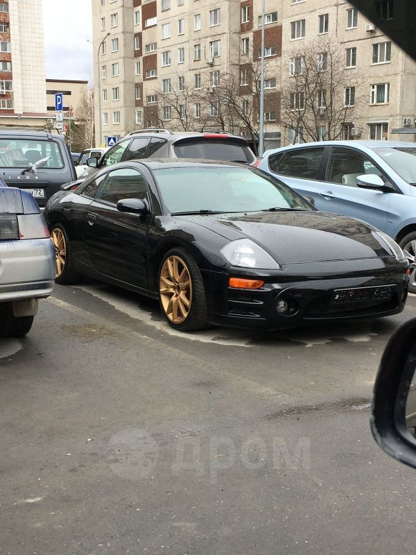 Mitsubishi Eclipse, 2000 год, 310 000 руб.