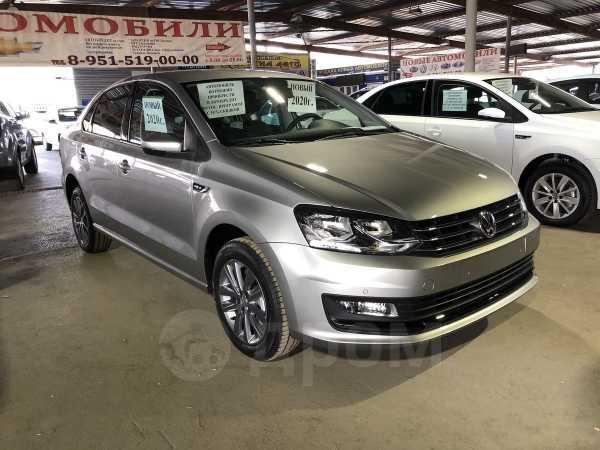 Volkswagen Polo, 2020 год, 949 000 руб.