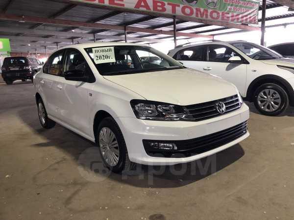 Volkswagen Polo, 2020 год, 820 000 руб.