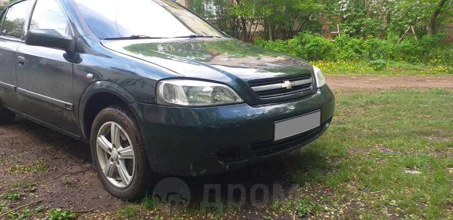 Chevrolet Viva, 2006 год, 110 000 руб.