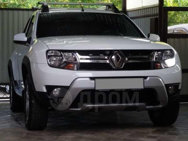Renault Duster, 2018 год, 875 000 руб.