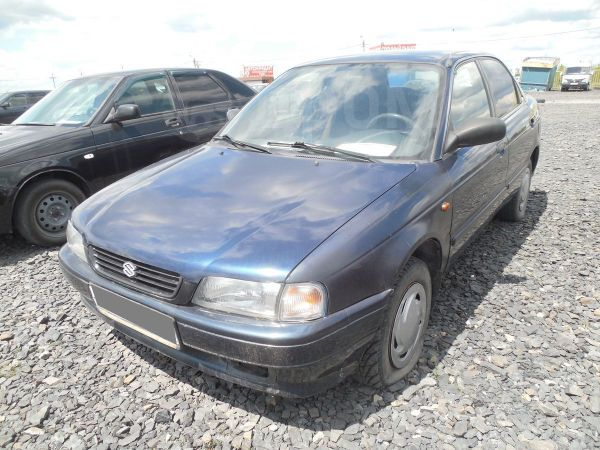 Suzuki Baleno, 1997 год, 165 000 руб.