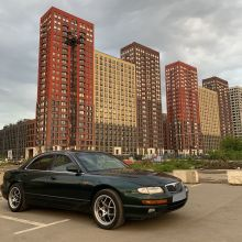 Москва Millenia 1998