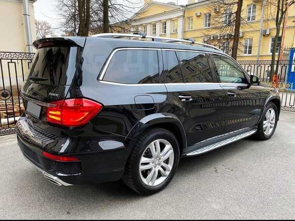 Mercedes-Benz GL-Class, 2015 год, 3 100 000 руб.