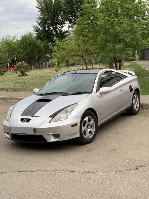 Toyota Celica, 1999 год, 360 000 руб.