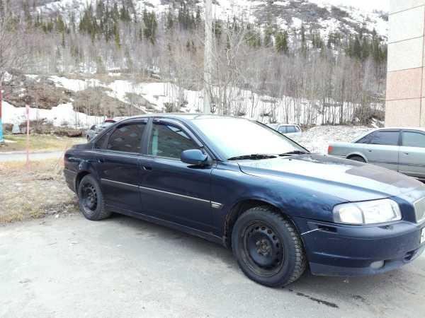 Volvo S80, 2001 год, 75 000 руб.