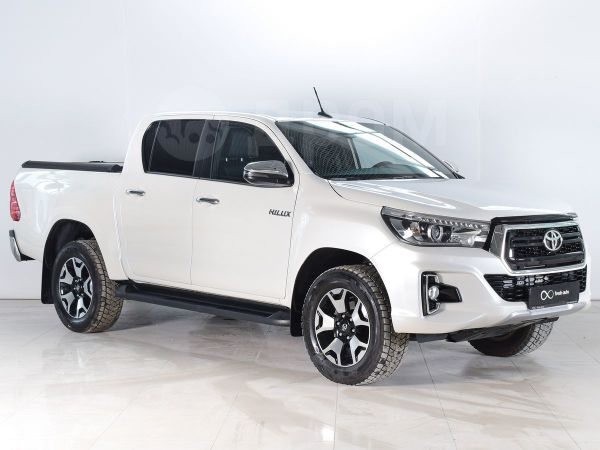Toyota Hilux Pick Up, 2018 год, 2 834 000 руб.