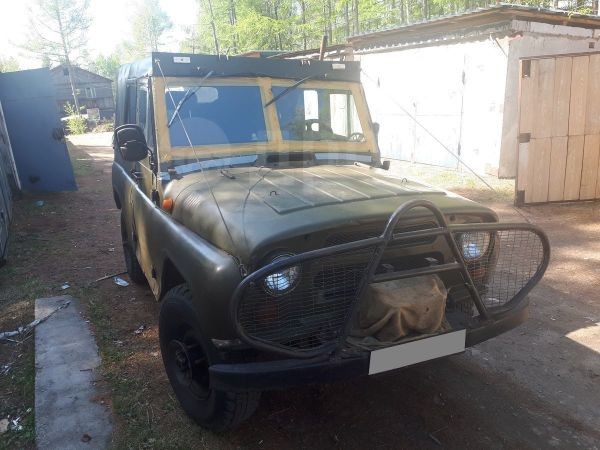УАЗ 469, 1988 год, 250 000 руб.