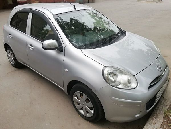 Nissan March, 2011 год, 325 000 руб.