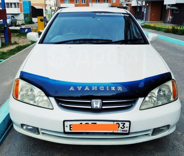 Honda Avancier, 2000 год, 205 000 руб.