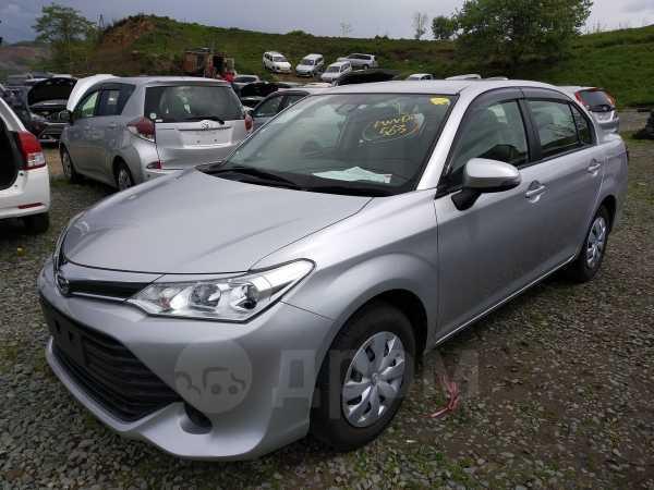 Toyota Corolla Axio, 2016 год, 569 000 руб.
