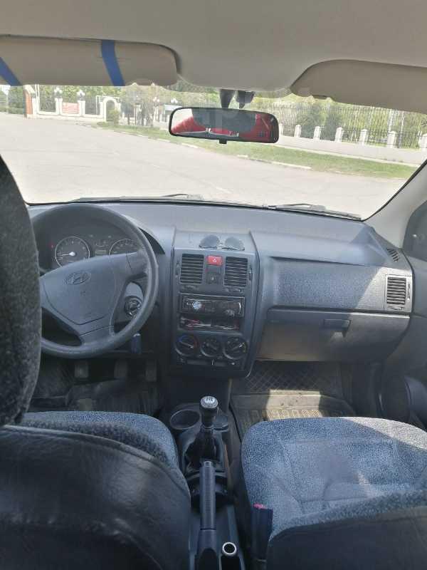Hyundai Getz, 2004 год, 170 000 руб.
