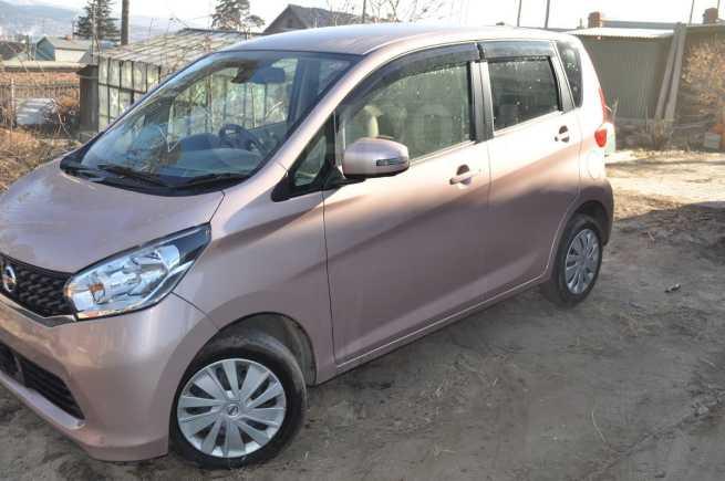 Nissan DAYZ, 2015 год, 400 000 руб.