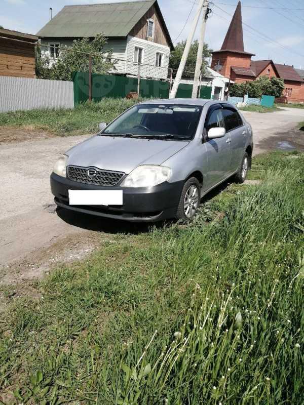Toyota Corolla, 2002 год, 265 000 руб.