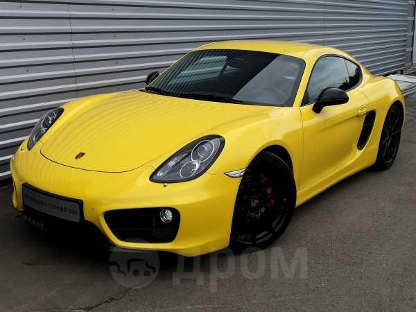 Porsche Cayman, 2013 год, 3 149 000 руб.