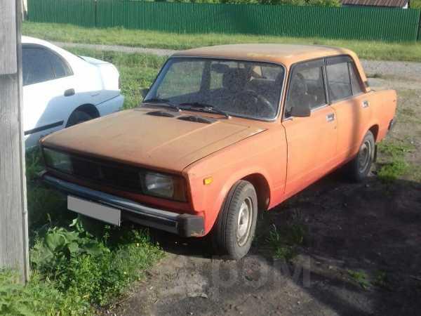 Лада 2105, 1993 год, 35 000 руб.