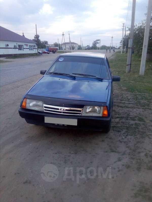 Лада 2109, 1997 год, 46 000 руб.