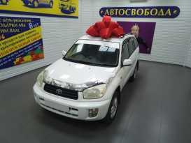 Свободный Toyota RAV4 2001