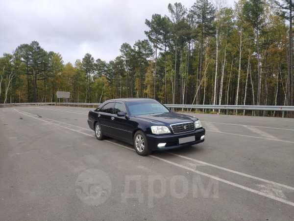 Toyota Crown, 2002 год, 570 000 руб.