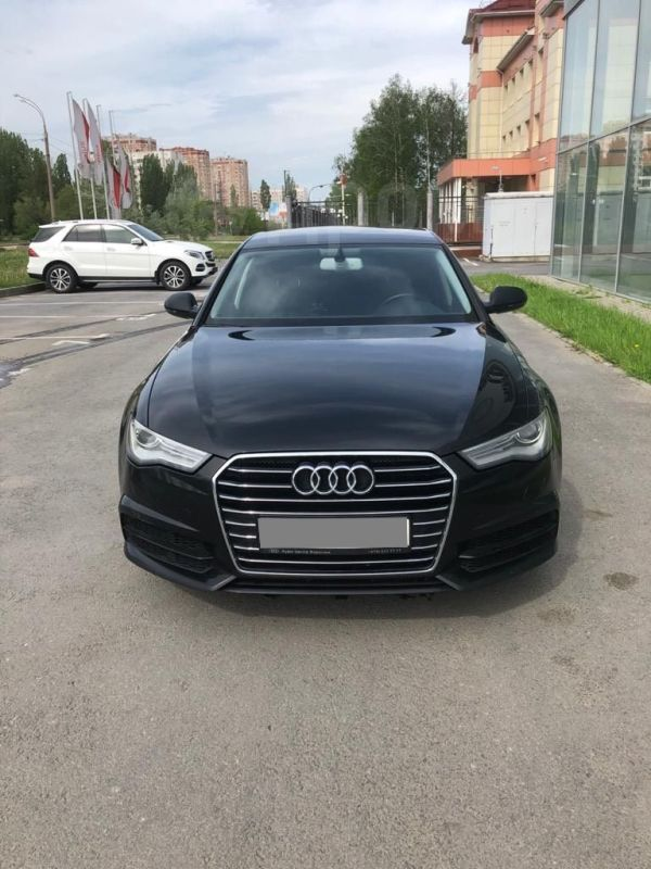 Audi A6, 2016 год, 1 400 000 руб.