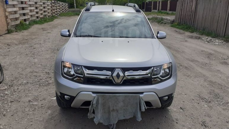 Renault Duster, 2016 год, 850 000 руб.