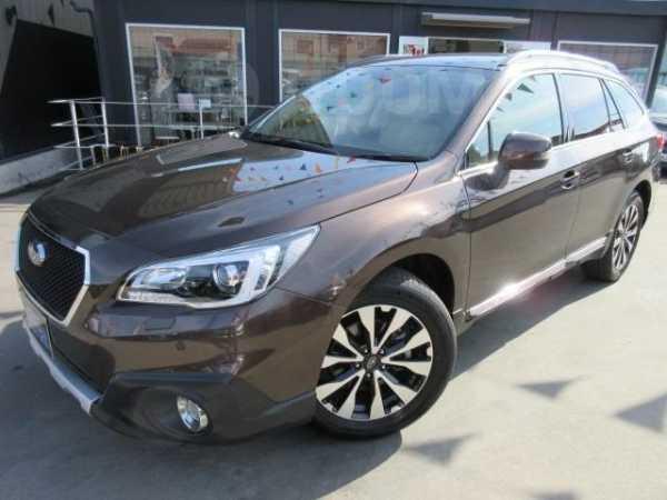 Subaru Outback, 2017 год, 1 190 000 руб.