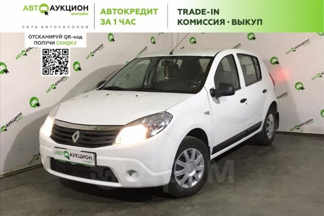 Renault Sandero, 2013 год, 345 000 руб.