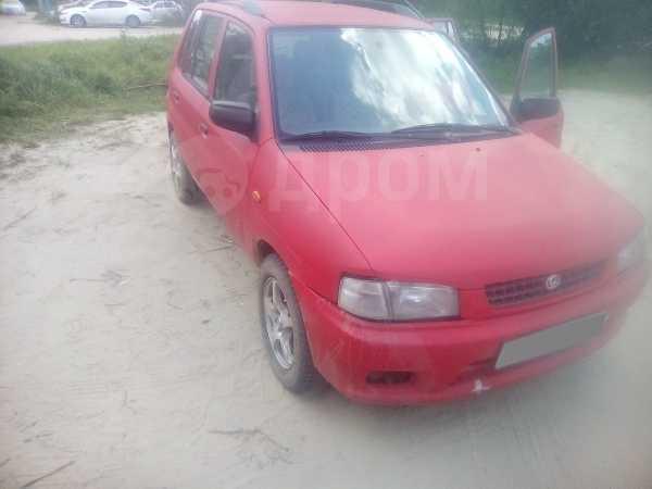 Mazda Demio, 1999 год, 80 000 руб.