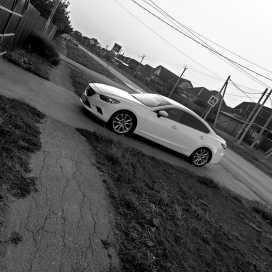 Новобессергеневка Mazda6 2014