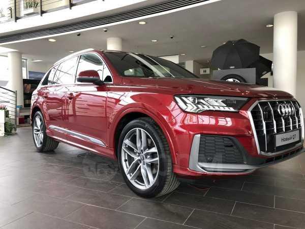 Audi Q7, 2020 год, 5 920 000 руб.